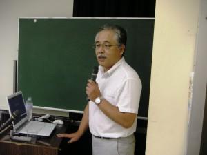 中医学 植松 秀彰先生
