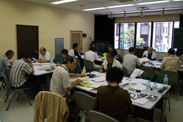 平成24年8月療養費指導支援委員会