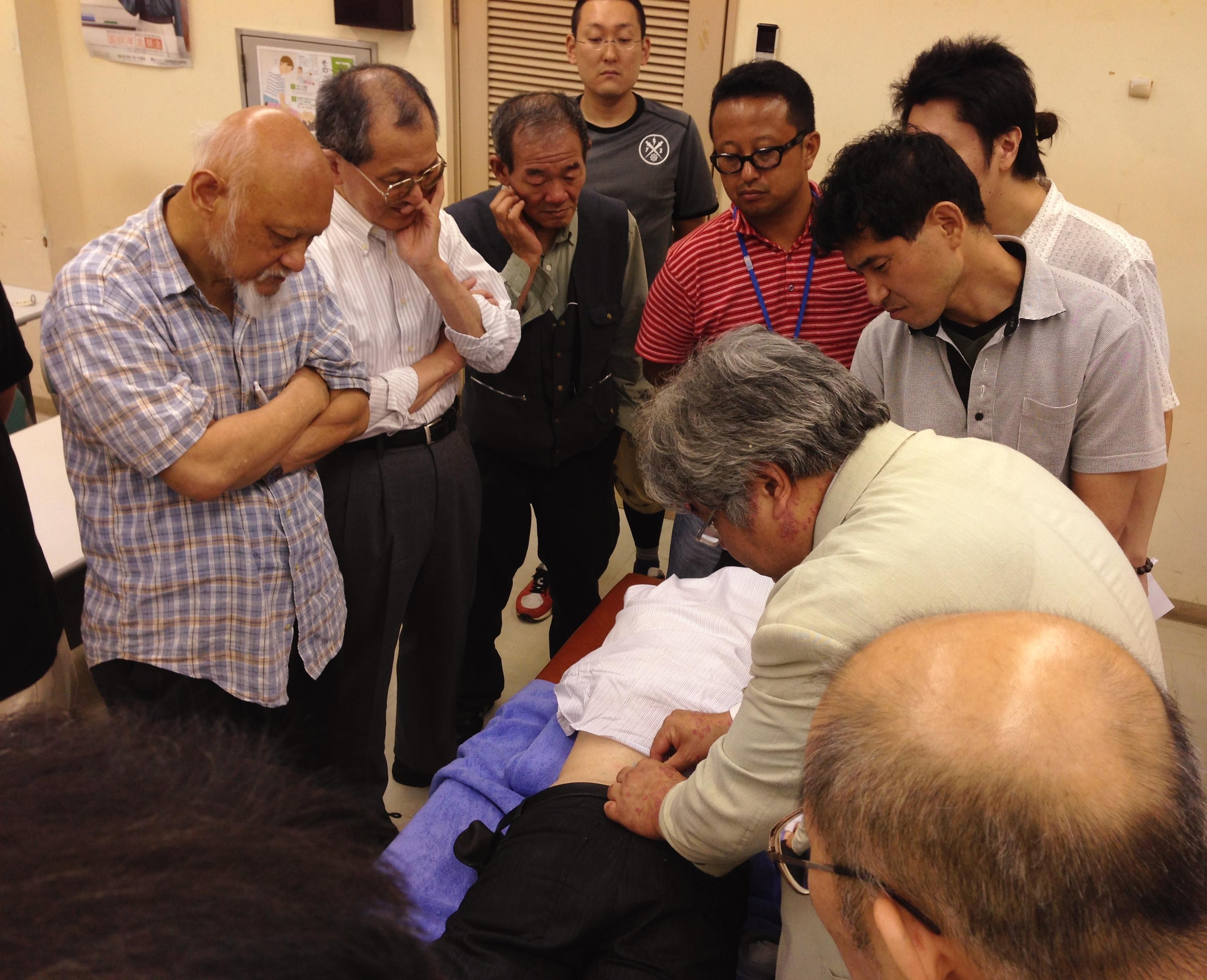 7月24日実施 臨床のコツ『腰椎すべり症の治療』 元吉 正幸