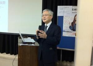 吉田内科クリニック 院長  吉田 章先生