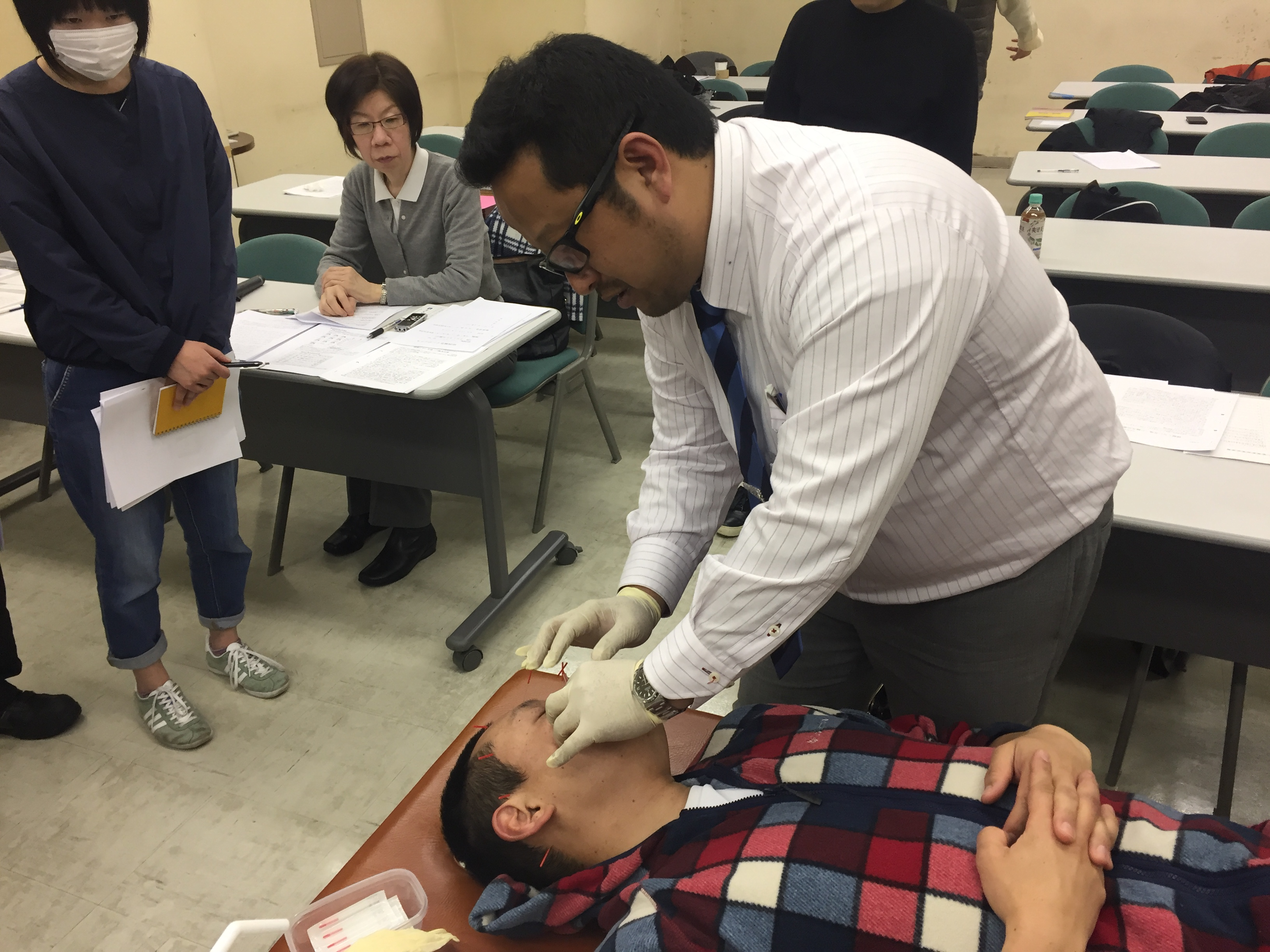 『顔面神経麻痺の評価と鍼灸治療』