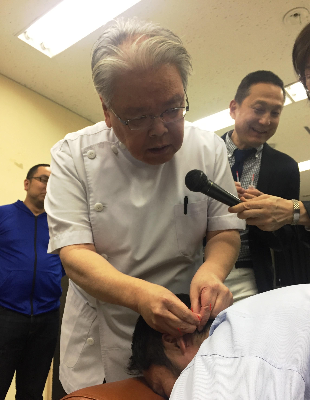 『耳鳴の鍼灸治療』加島 郁雄
