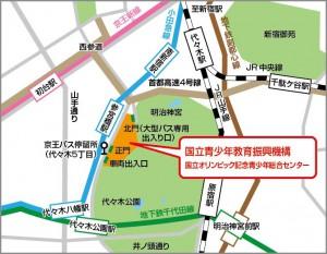 オリセン地図